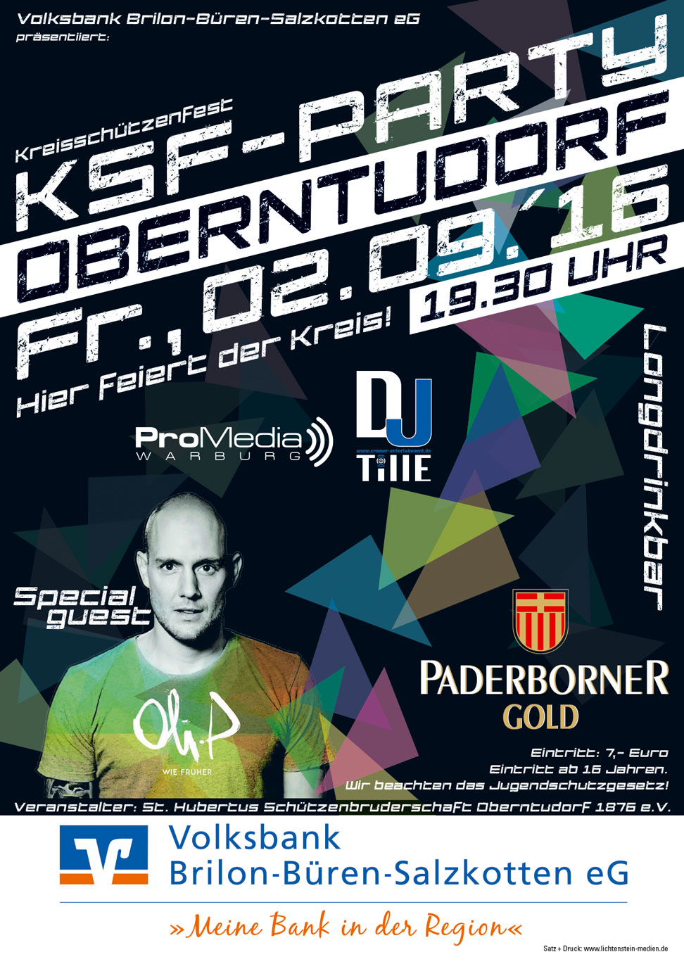 Discoparty KSF 2016